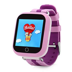 Детские GPS-часы Wonlex Smart Baby Watch Q100 (GW200S)