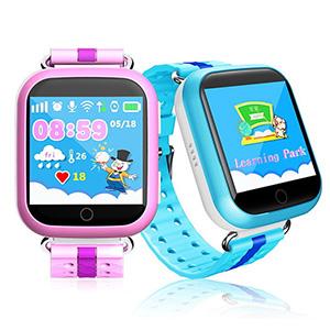 Smart Baby Watch Q100 (GW200S) часы для мониторинга детей