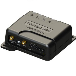 Omnicomm Optim GPS-контроллер для автомобилей