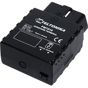 Teltonika FM1010 простая установка с помощью OBD разъема
