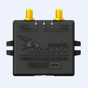 GPS/ГЛОНАСС трекер АвтоГРАФ-SL