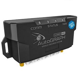 АвтоГРАФ-GSM трекер для автомобилей и другого транспорта