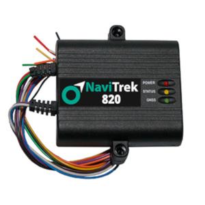 GPS трекер NaviTrek 820 с внутренним и внешним питанием