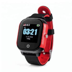 GPS-часы Wonlex GW 700S черно-красные