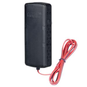 Поисковый GPS-маяк FindMe F2 Volt с аккумуляторами и подключением к бортовой сети